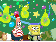 SpongeBob New Year Adventure