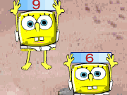 Spongebobs Counting Game
